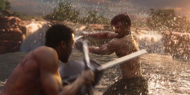 Najlepsze walki w filmach Marvela. Zestawienie scen z MCU