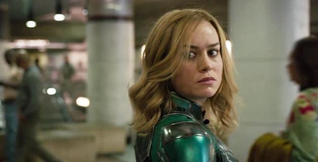 Captain Marvel – Brie Larson za mało się uśmiecha? Aktorka odpowiada