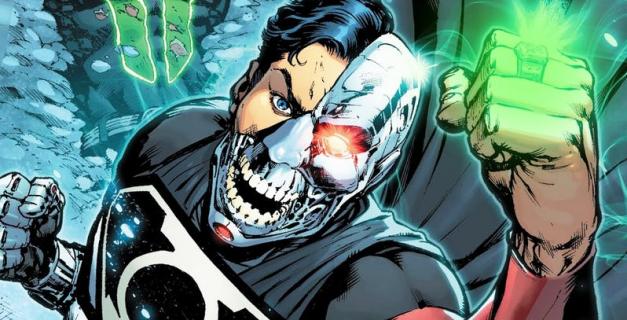 Cyborg Superman w pojedynkę prawie pokonał Korpus Zielonych Latarni