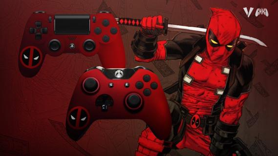 Deadpool wrócił na konsole, tym razem pod postacią kontrolerów
