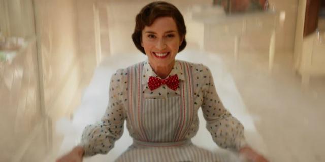 Emily Blunt jako Mary Poppins. Poznaj szczegóły nowego filmu