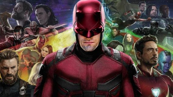 Daredevil – plakat 3. sezonu nawiązuje do Avengers z MCU