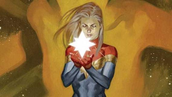 Kapitan Marvel - tak mogłaby wyglądać Charlize Theron w roli Carol Danvers