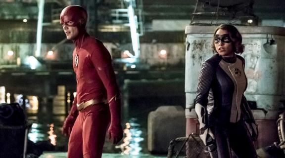 Flash: sezon 5 – zwiastun 2. odcinka. Barry trenerem