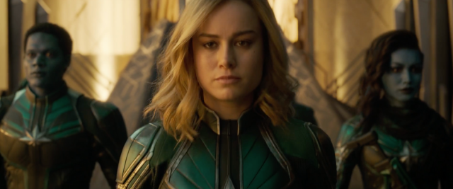 Kapitan Marvel – Brie Larson dementuje plotki o kontrakcie na 7 filmów