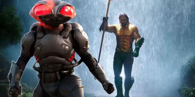 Aquaman – zwiastun wizualnie zawstydza filmy MCU? Tak twierdzi Millar