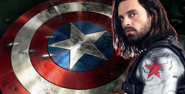 MCU – Bucky Barnes jako Kapitan Ameryka? Ten fanart podbija sieć