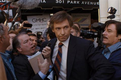 Hugh Jackman jako były senator. Nowy zwiastun The Front Runner