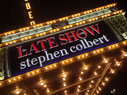Last Week Tonight with John Oliver i The Late Show with Stephen Colbert – relacja zza kulis