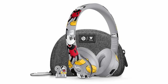 Disney i Beats by Dre wypuszczą słuchawki z motywem Myszki Miki