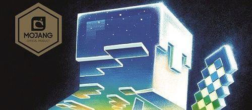 Wyspa: powieść z Minecrafta od Maxa Brooksa
