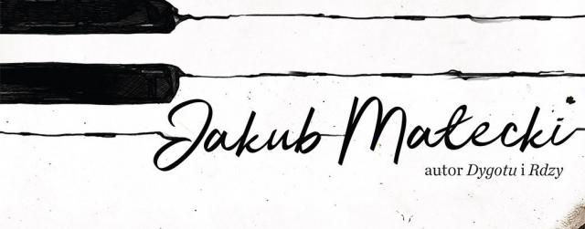 Nikt nie idzie – nowa powieść Jakuba Małeckiego jeszcze w październiku