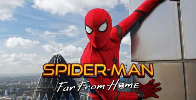 Spider-Man: Far From Home – bracia Russo na planie. Prace zakończone