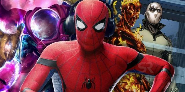 Spider-Man: Far From Home – kim jest ta tajemnicza postać? Zdjęcia z planu