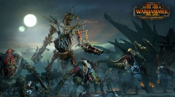 Curse of the Vampire Coast. Świetny zwiastun dodatku do Total War Warhammer 2