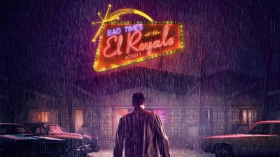 Witamy w El Royale. Zobacz klip promujący film Źle się dzieje w El Royale