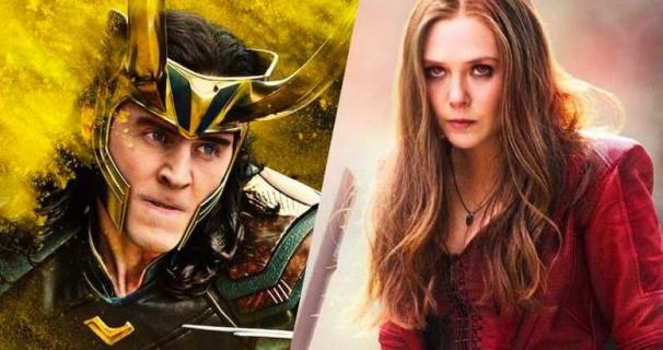 Kto wygrałby w MCU – Scarlet Witch czy Loki? Aktorzy komentują