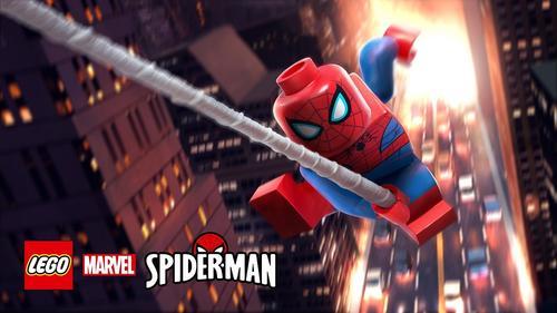 Powstanie animacja LEGO Marvel Spider-Man. Pojawi się Venom
