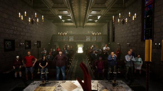 Priest Simulator zapowiedziane. To nie żart – polskie studio stworzy symulator księdza