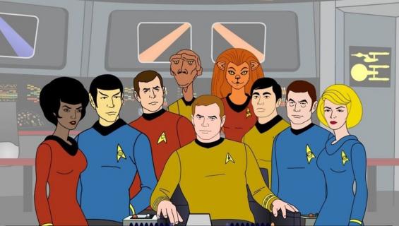 Star Trek: Lower Decks – będzie serial animowany od twórcy Ricka i Morty'ego