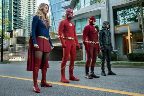 Arrowverse - ile będzie trwać kolejny crossover seriali?