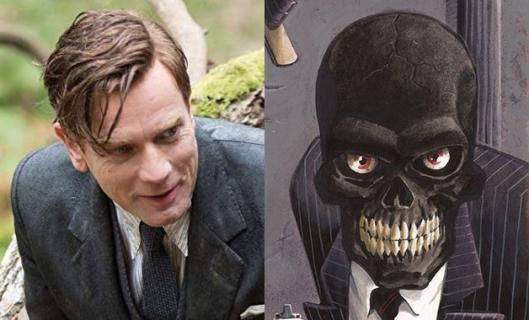 Ewan McGregor jako Czarna Maska. Zobacz fanowskie grafiki