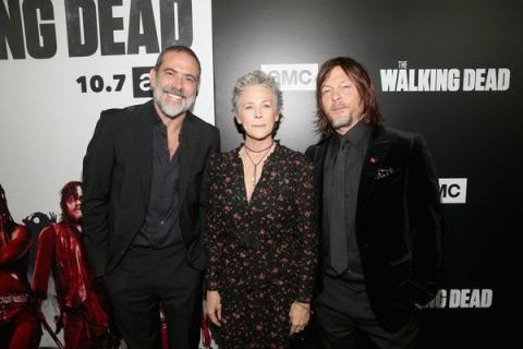 Jeffrey Dean Morgan i Melissa McBride z The Walking Dead: Damy radę bez Andrew [WYWIAD]