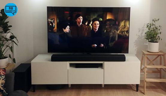 65 cali w M4. Jak wielkie telewizory sprawdzają się w polskich mieszkaniach