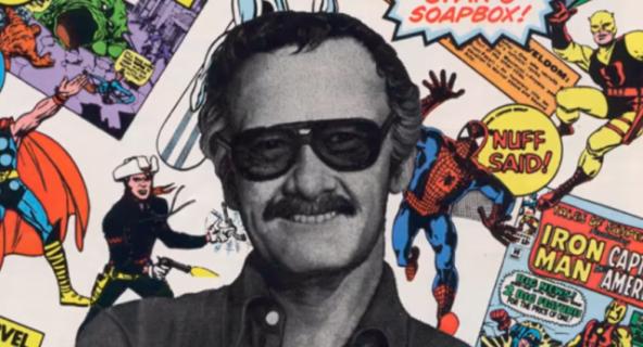 Stan Lee i najważniejsze postacie jego autorstwa
