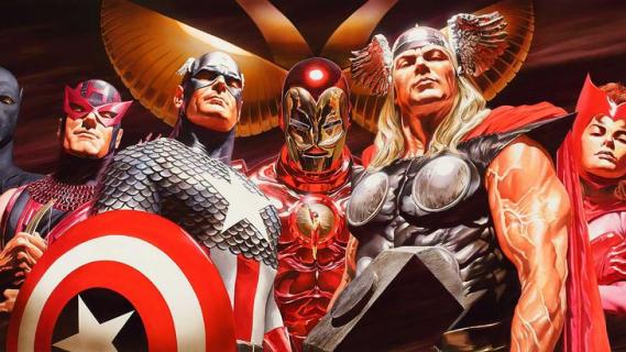 Marvel przed Avengers 4 wyda zbiór komiksów, jakiego jeszcze nie było