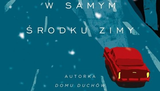 W samym środku zimy – recenzja książki