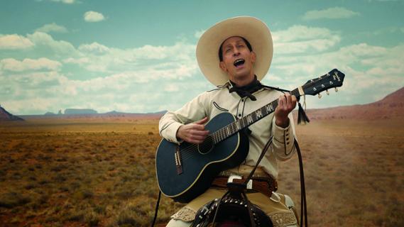 Ballada o Busterze Scruggsie. Zobacz nowy zwiastun westernu braci Coen