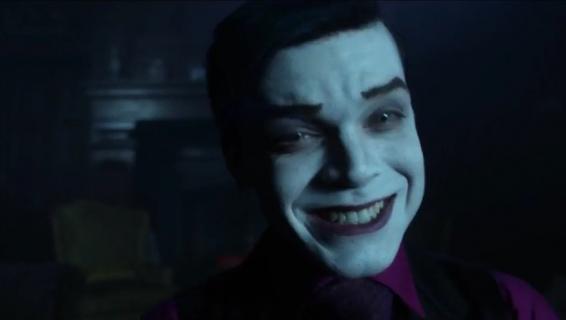 Gotham - finalny wygląd Jokera na nowym zdjęciu