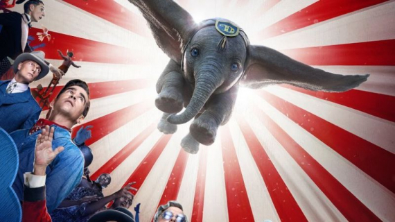 Dumbo – ile zarobi nowy film? Prognozy otwarcia w box office