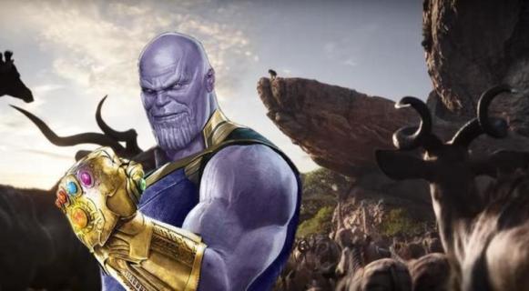 Thanos potraktowałby Simbę inaczej niż Mufasa… Zobacz zabawny fanart
