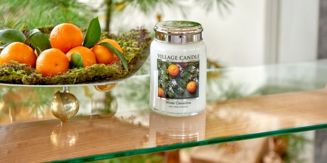 Village Candle – propozycje świątecznych prezentów