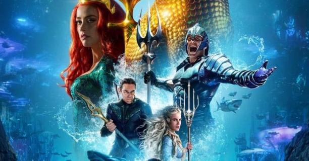 Aquaman – dzieci Momoi zagrały w filmie. Piękna Mera na zdjęciu