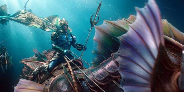 Box Office: Aquaman królem świąt. Są wyniki