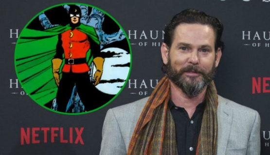 Stargirl – Henry Thomas jako Mid-Nite w nowym serialu DC