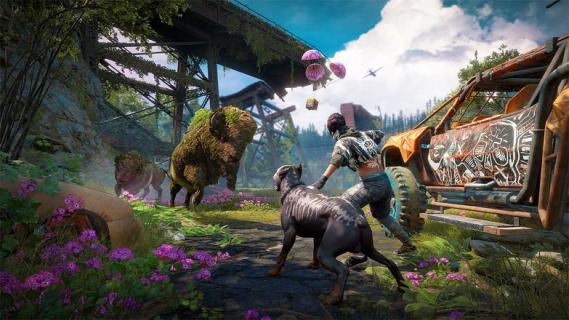 Far Cry: New Dawn niemal identyczne jak Far Cry 5. Porównanie wideo