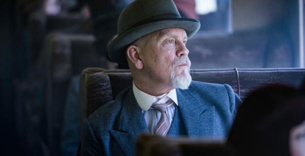The ABC Murders – John Malkovich jako Hercules Poirot. Zwiastun serialu