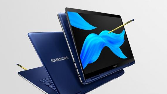 Samsung zaprojektował hybrydę współpracującą z piórkiem S Pen