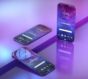 Samsung opatentował w pełni bezramkowego smartfona