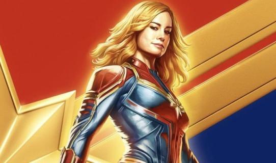 Zobacz kolejny spot Kapitan Marvel – są nowe sceny