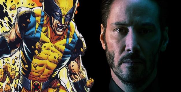 Keanu Reeves jako Wolverine w MCU? Obejrzyj fanart
