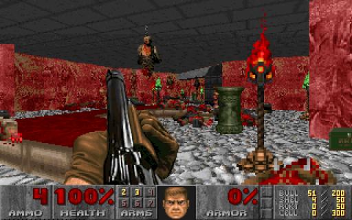 Powstał program, który przerobi mapy z Roomby na poziomy do Dooma