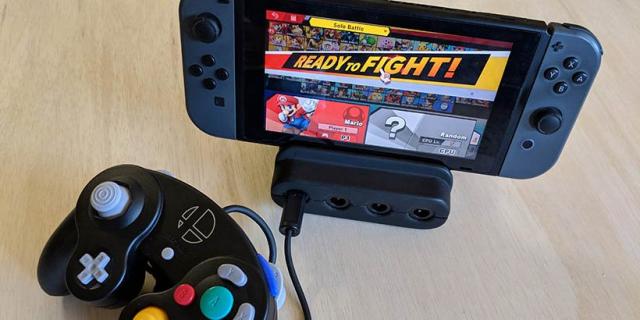 Super Smash Bros. Ultimate – ta stacja dokująca ułatwi lokalną grę wieloosobową