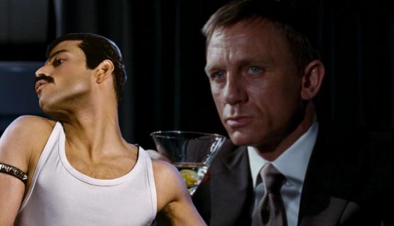 Bond 25 – Rami Malek z małymi szansami na występ? Bond uznany za alkoholika
