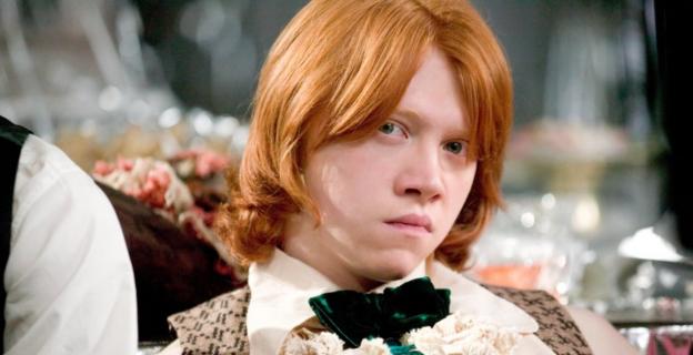 Harry Potter – Rupert Grint jest w stanie obejrzeć filmy tylko do 3. części