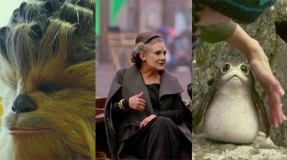 Najlepszy film Gwiezdnych wojen? Ostatni Jedi – oto zdjęcia zza kulis
